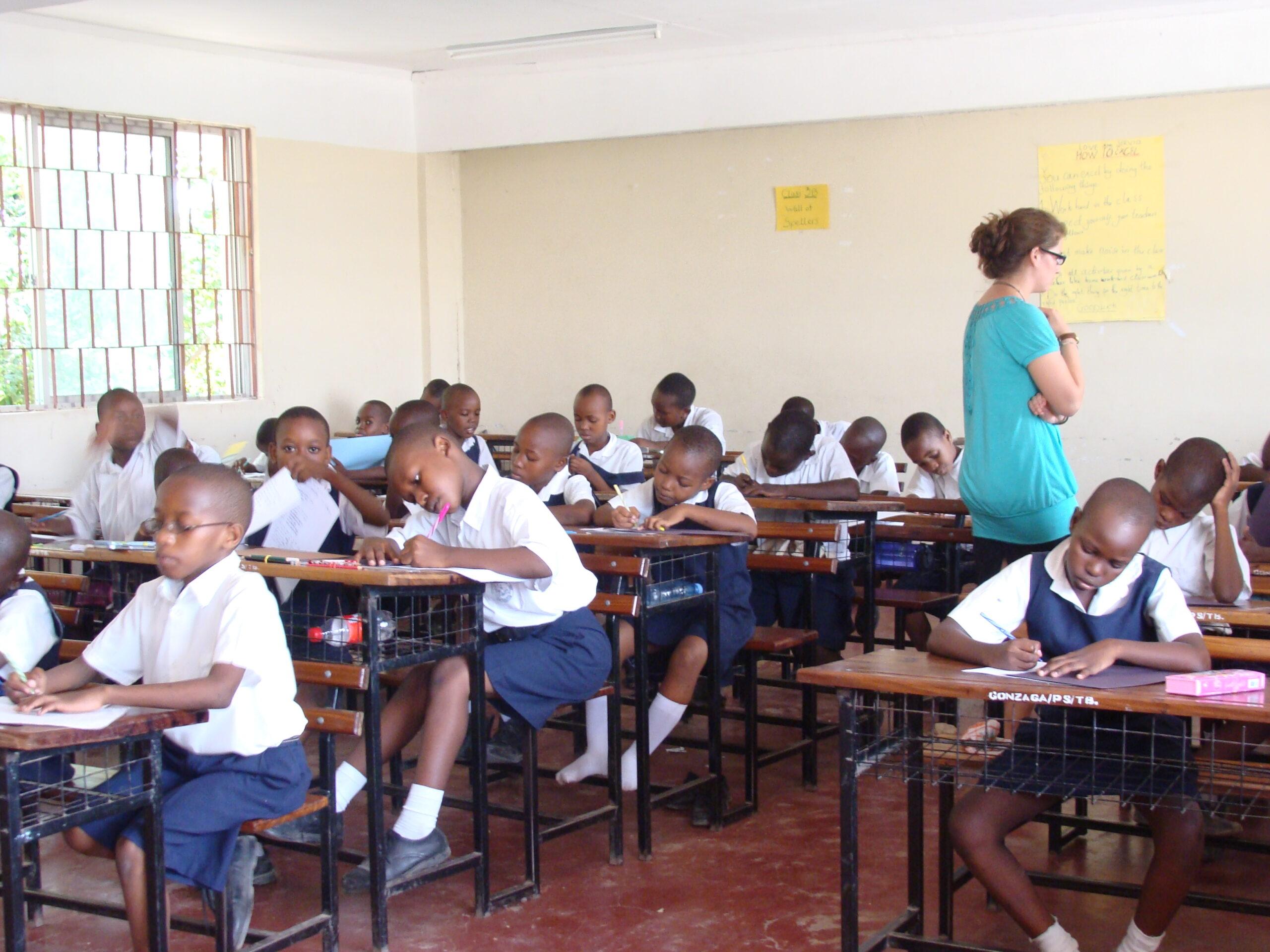 pupils in gonzaga