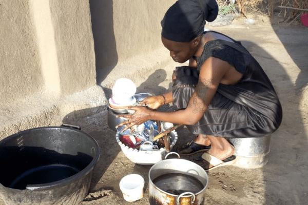 Nyawuok at home