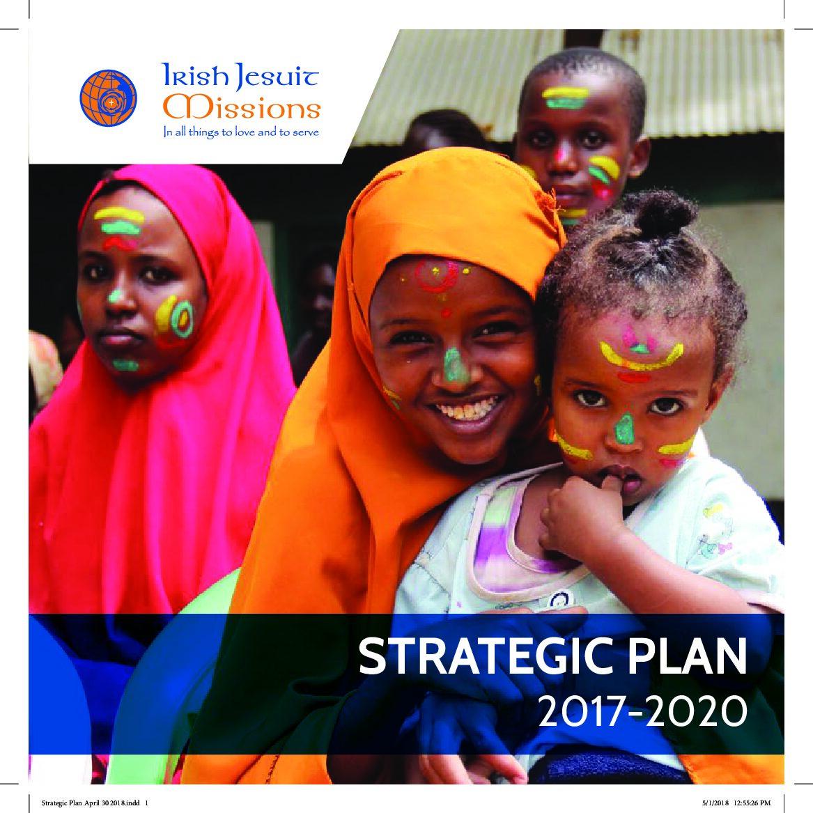 Strategic PLan 2017 - 2020